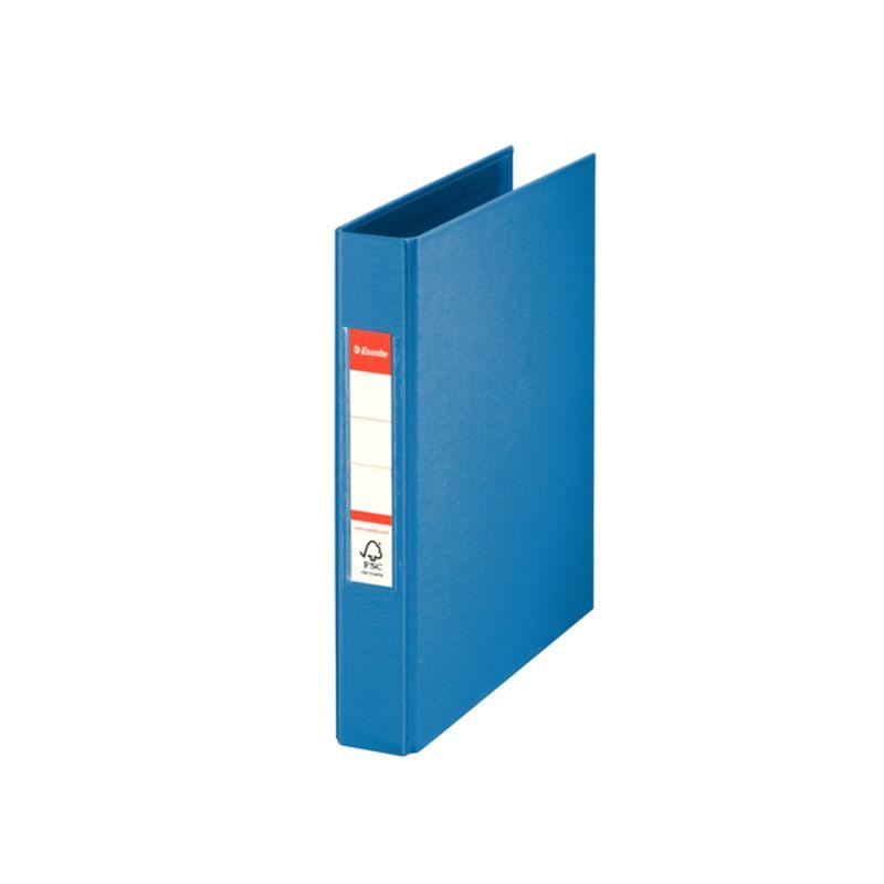 Classeur 2 anneaux A5 [Bleu]