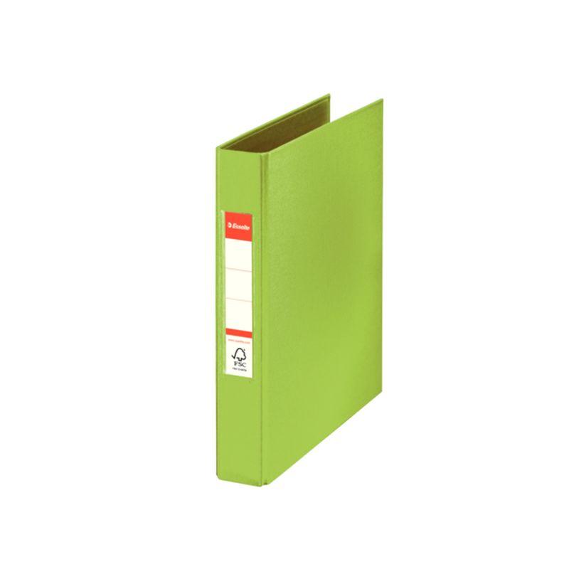 Classeur 2 anneaux A5 [Vert]