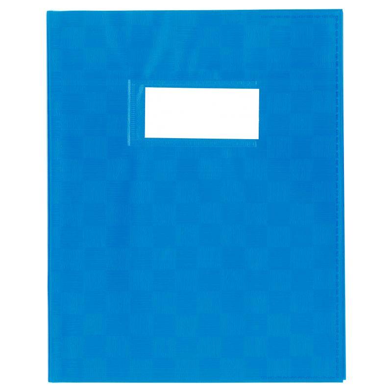 Couvre-cahier A5 - Bleu