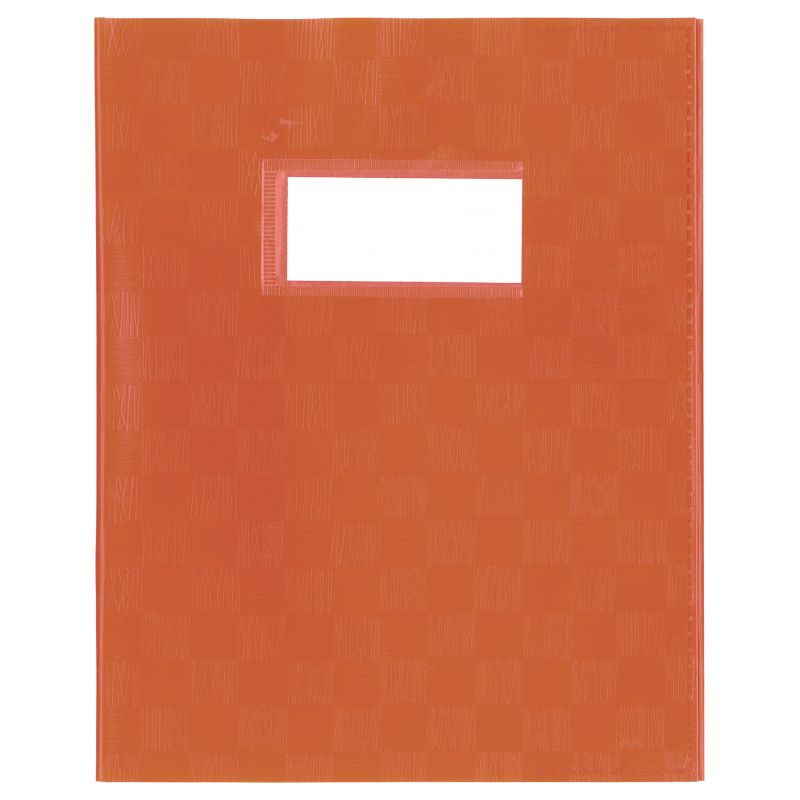 Couvre-cahier A5 [Orange]