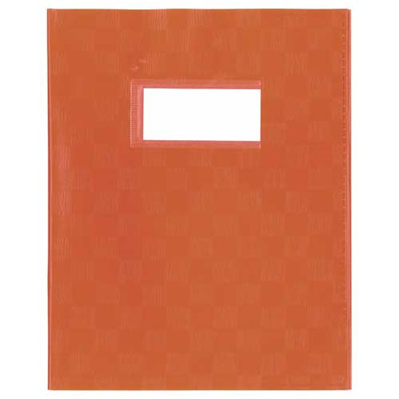 Couvre-cahier A4 [Orange]
