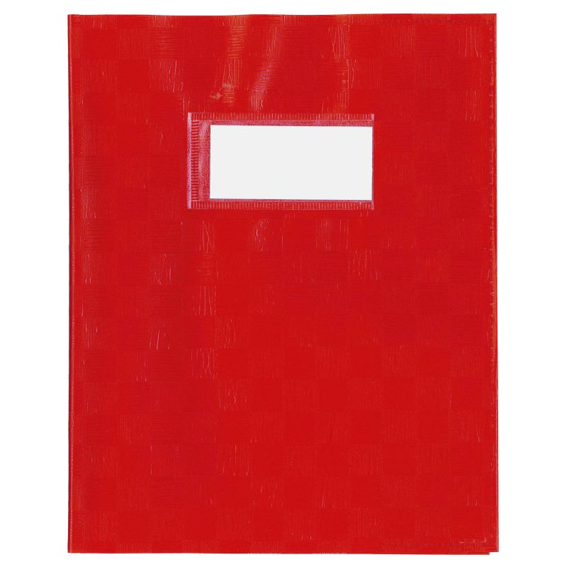 Couvre-cahier A4 [Rouge]