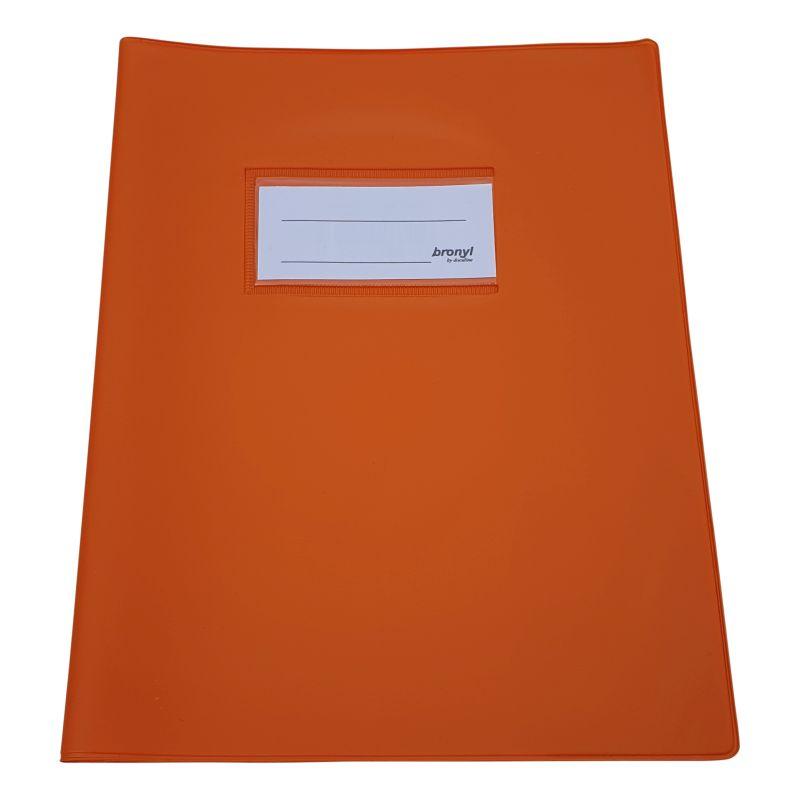 Couvre-cahier A5 de qualité supérieure - Orange