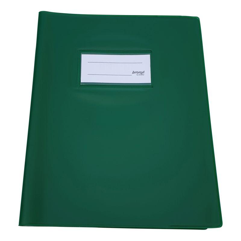 Couvre-cahier A5 de qualité supérieure - Vert