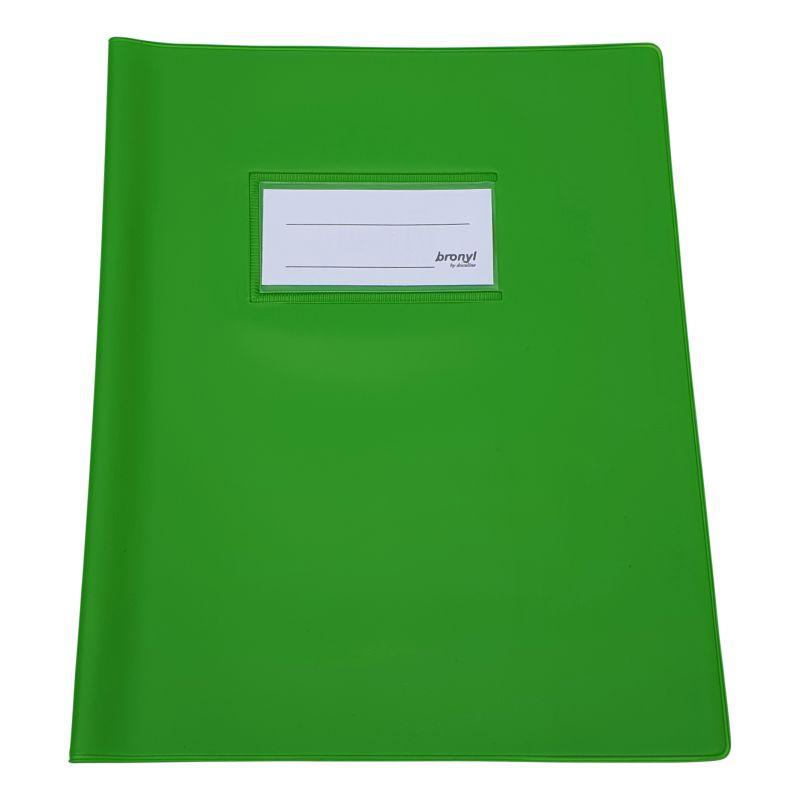 Couvre-cahier A5 de qualité supérieure [Vert clair]