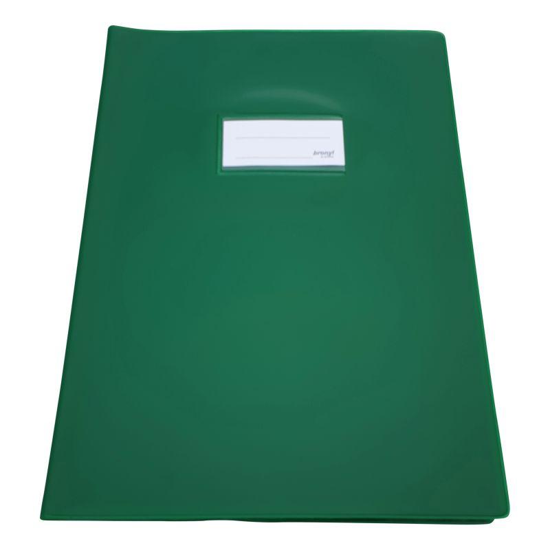 Couvre-cahier A4 de qualité supérieure [Vert]