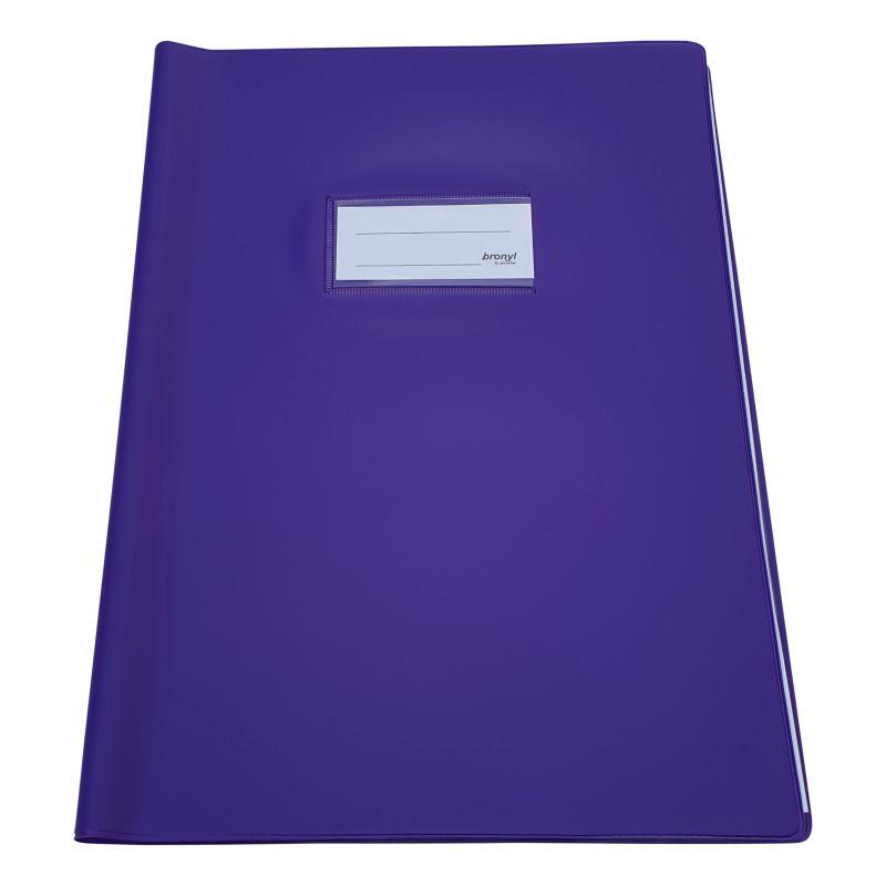 Couvre-cahier A4 de qualité supérieure [Violet]
