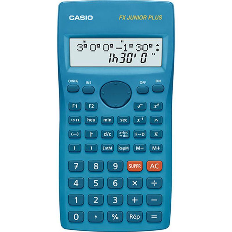 Machine à calculer CASIO FX junior plus