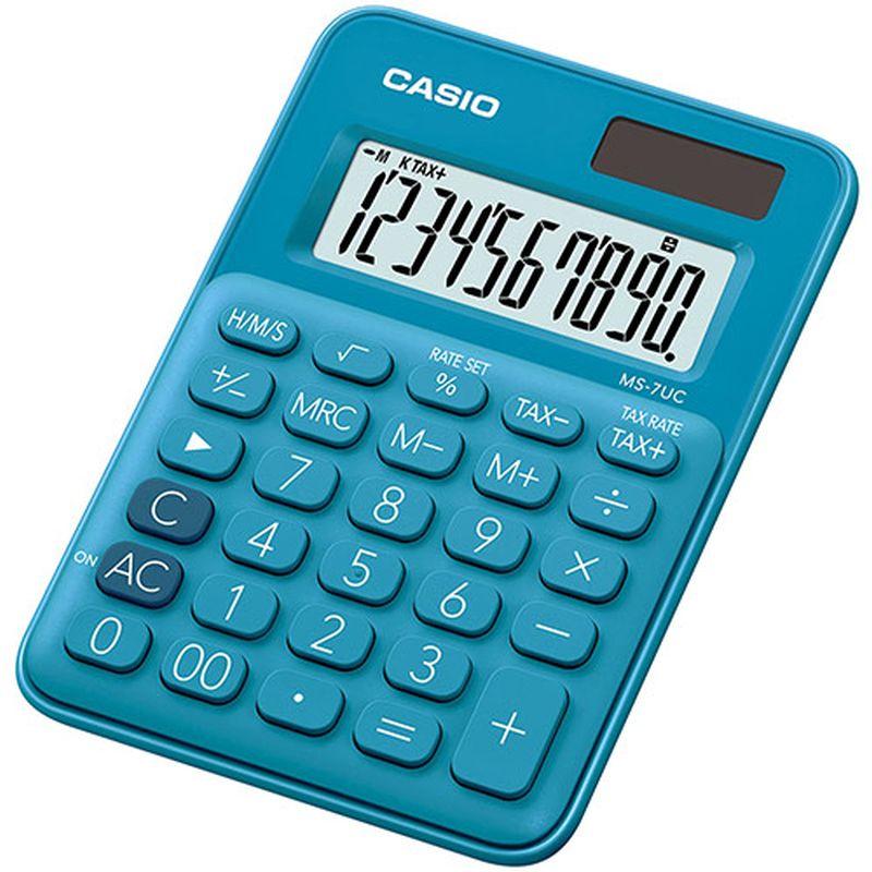 Machine à calculer 10 chiffres Casio