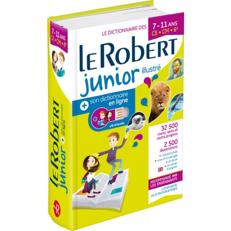 Robert Junior illustré 7-11 ans