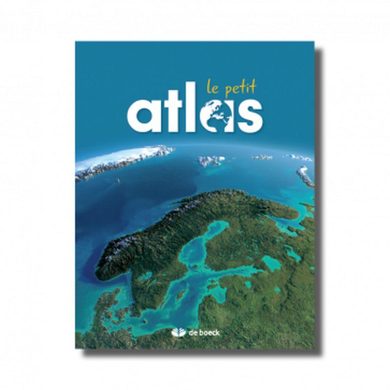 Le petit Atlas De Boeck