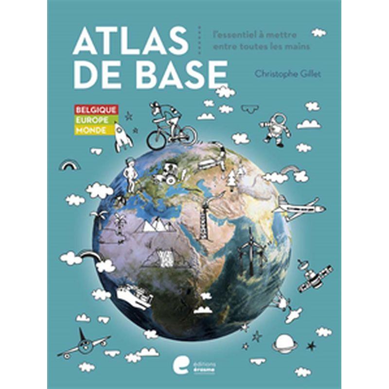 Atlas de base Erasme