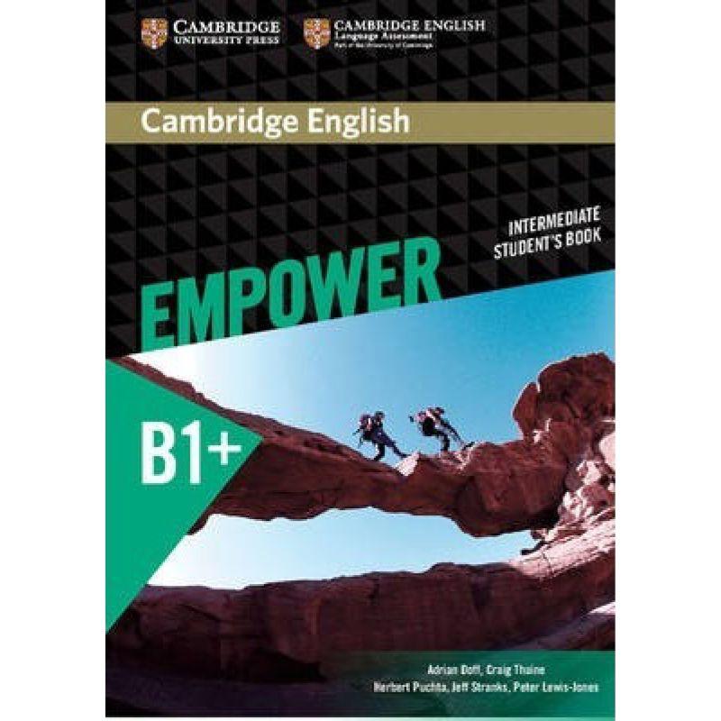 Empower intermediate (B1+) Student's book
