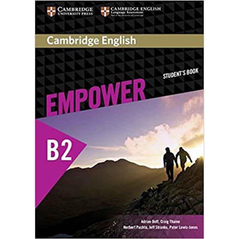 EmpowerUpper intermediate (B2+) Student's book