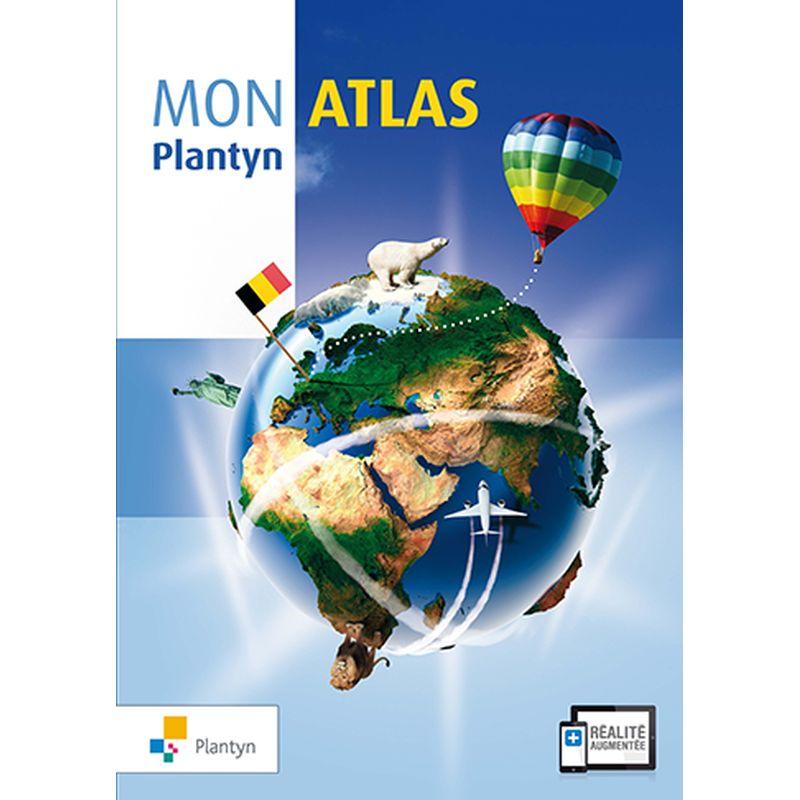Mon atlas Plantyn - agréé