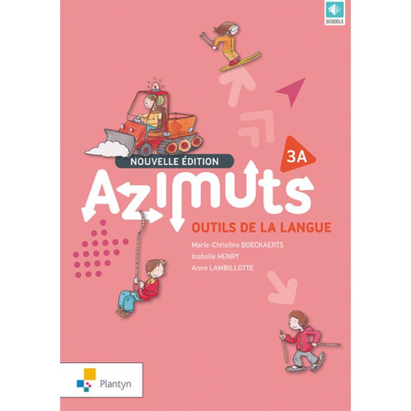 Azimuts 3A - Nouvelle édition