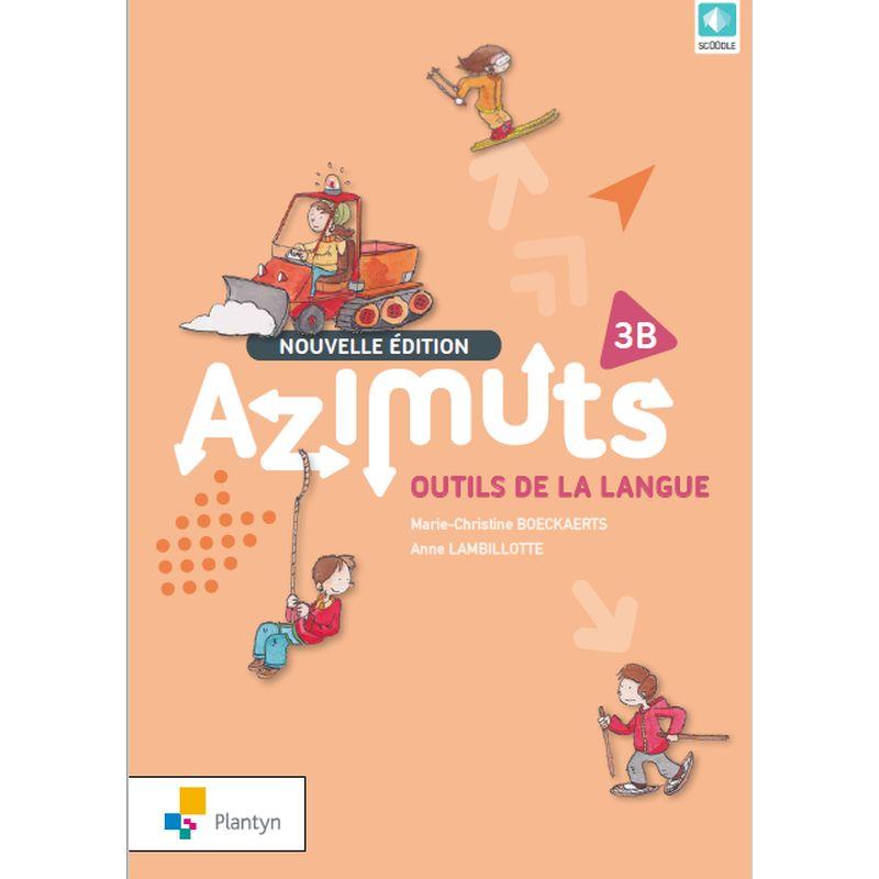 Azimuts 3B - Nouvelle édition