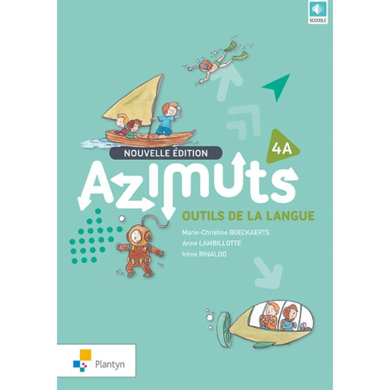 Azimuts 4A - Nouvelle édition