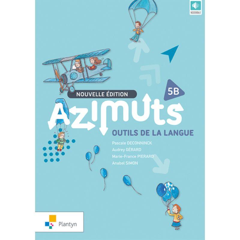 Azimuts 5B - Nouvelle édition