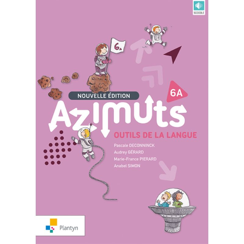 Azimuts 6A - Nouvelle édition