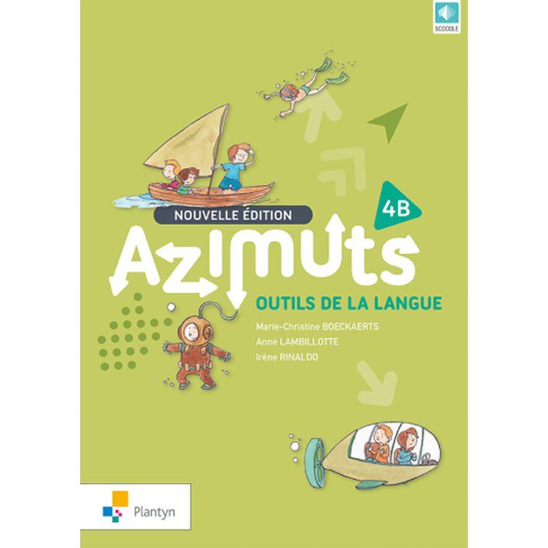 Azimuts 4B - Nouvelle édition