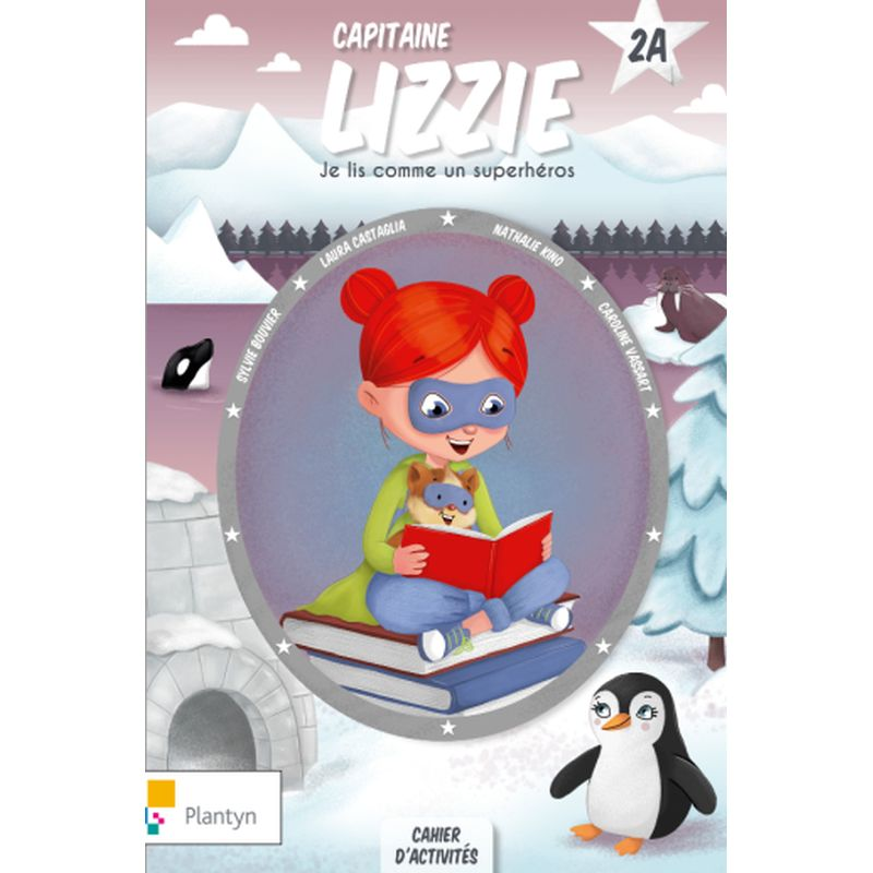 Capitaine Lizzie 2A Cahier