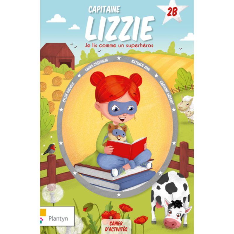 Capitaine Lizzie 2B Cahier