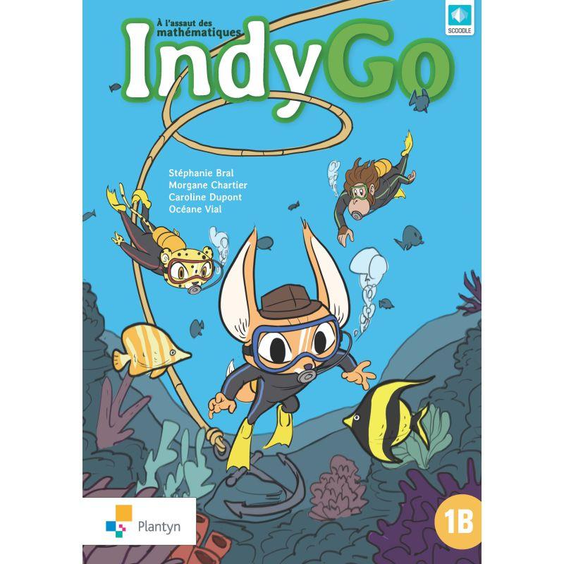 IndyGo 1B