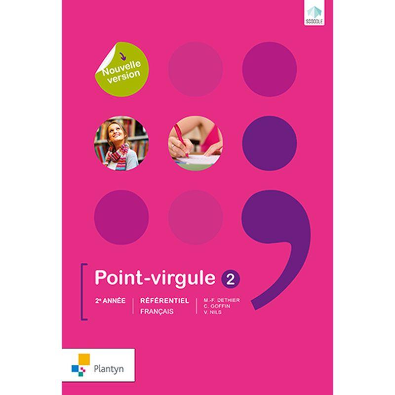 Point-virgule 2 - Référentiel agréé - Nouvelle version