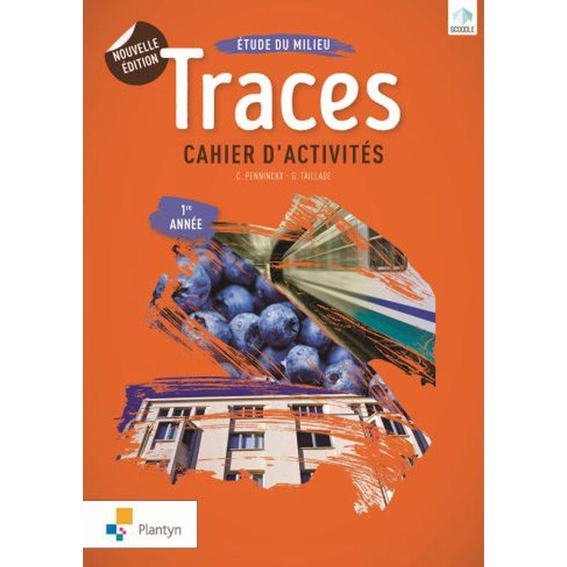 Traces 1 - Nouvelle édition - Cahier (+ Scoodle)