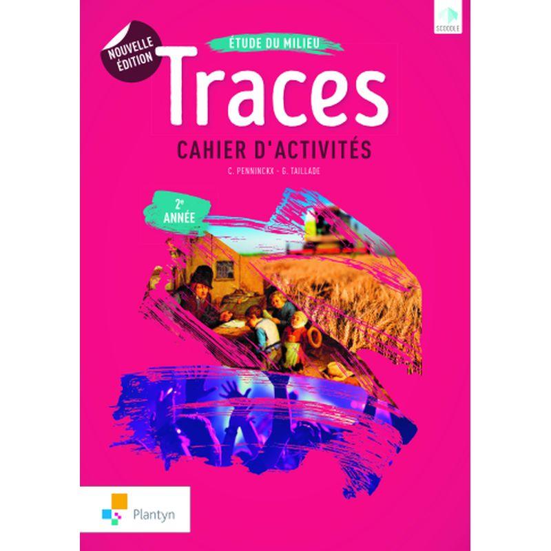 Traces 2 - Nouvelle édition - Cahier (+ Scoodle)