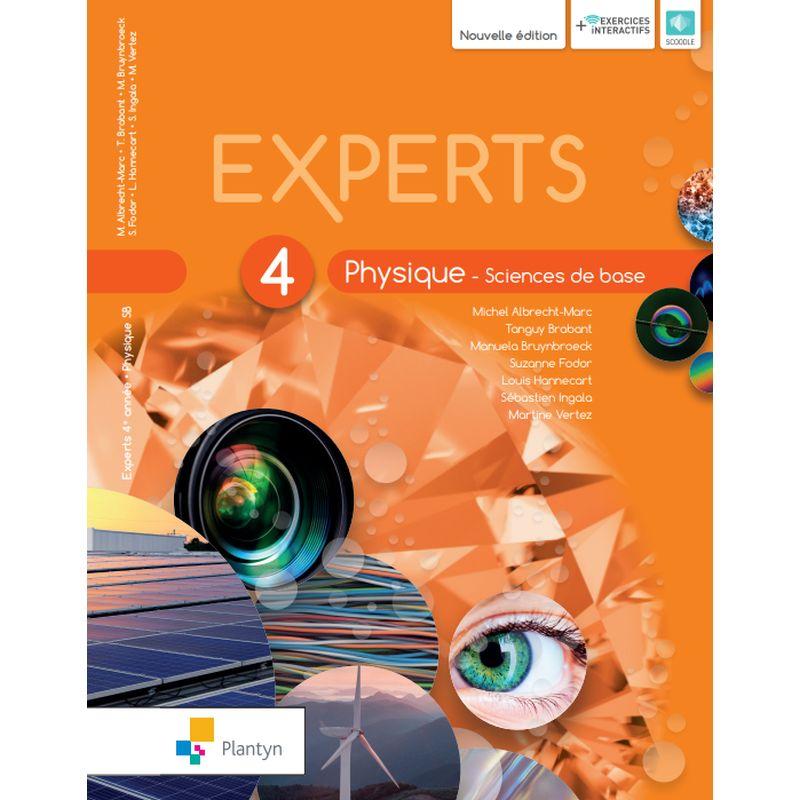 Experts Physique 4 - Sciences de base - Nouvelle version (Scoodle)