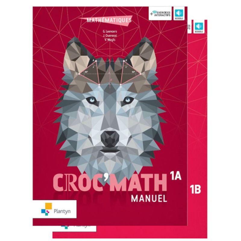 Croc'Math 1 - Manuel - Set (+ Scoodle)