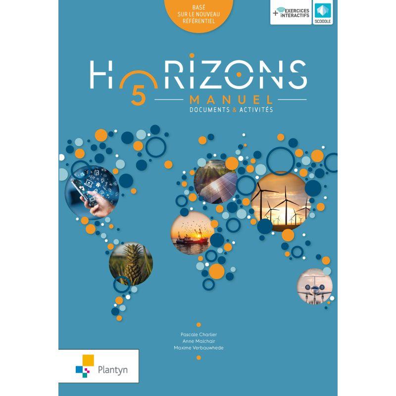 Horizons 5 - Manuel (+ Scoodle)