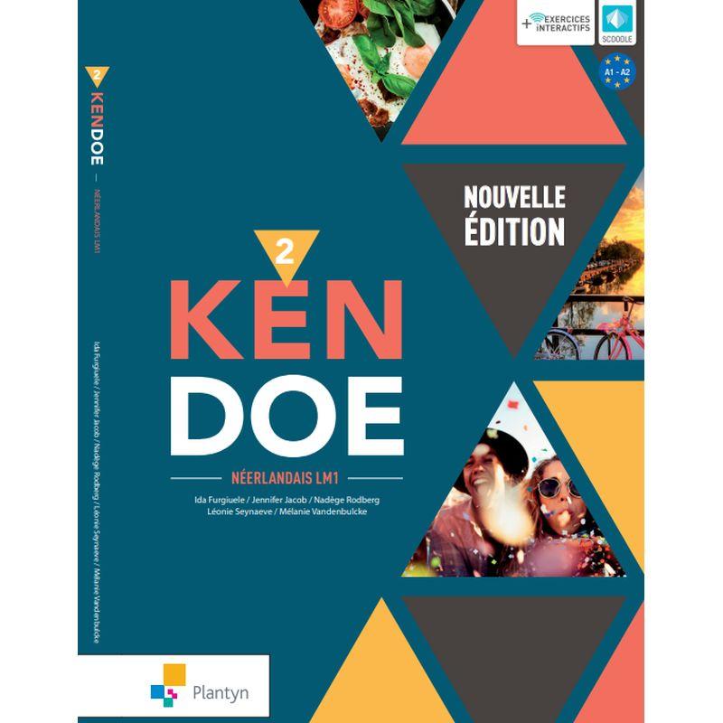 Kendoe 2 - Leerwerkboek - Nouvelle édition (+ Scoodle)