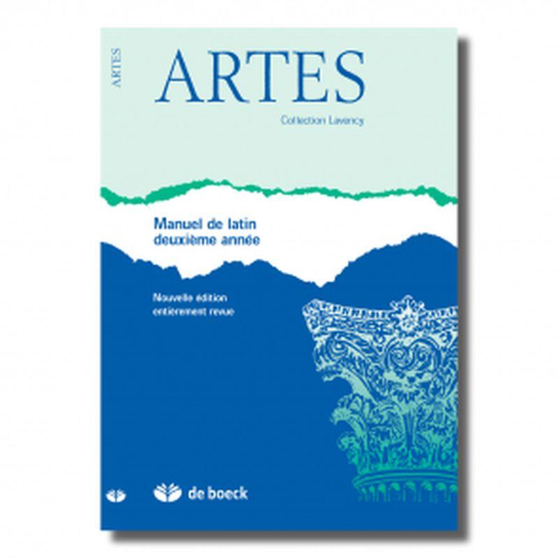 Artes - Manuel de latin deuxième année