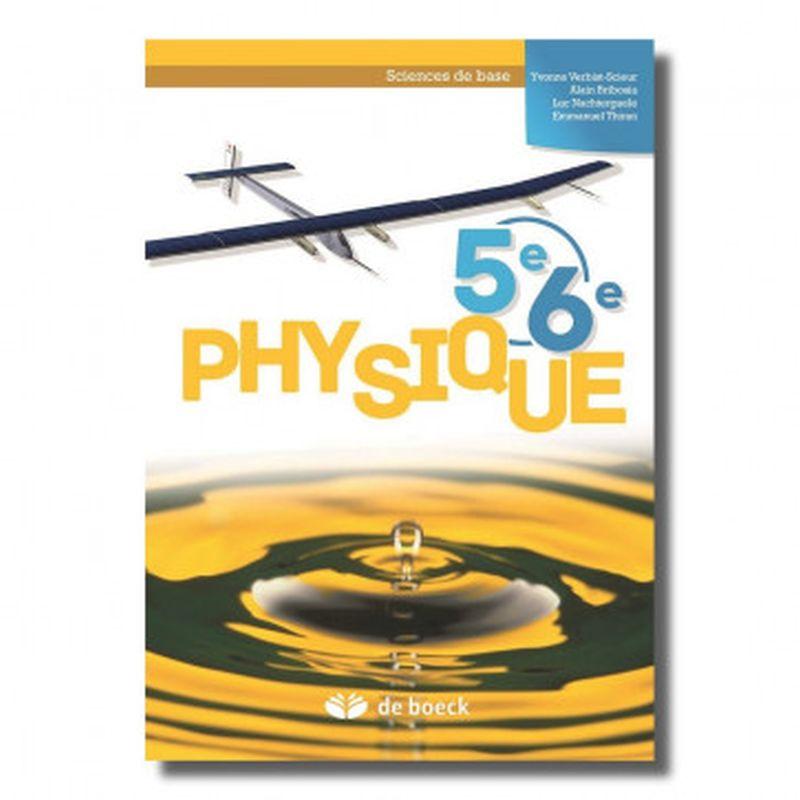 Physique 5e/6e - Manuel (n.e.)