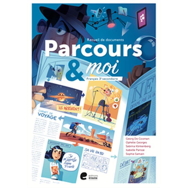 Parcours & moi 3e recueil de documents (ed. 2020)