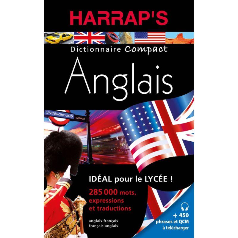 Harrap's Compact Fr/Ang
