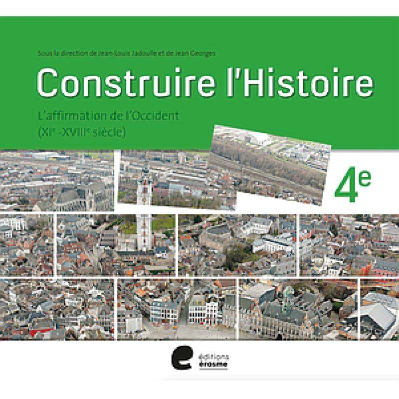 Construire l'histoire 4e manuel eleve (ed.2016)