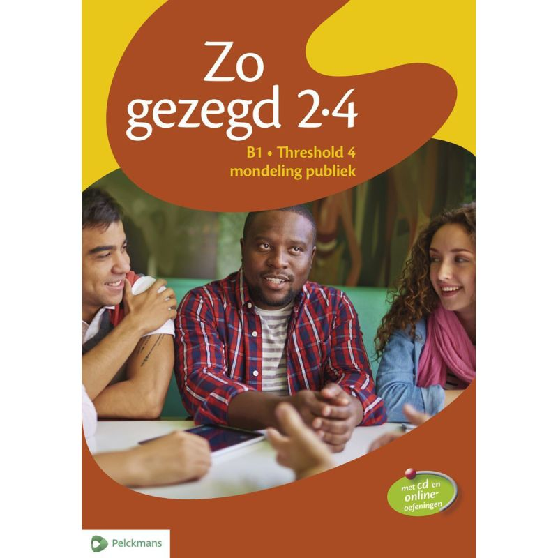 zo gezegd 2.4 leerwerkboek
