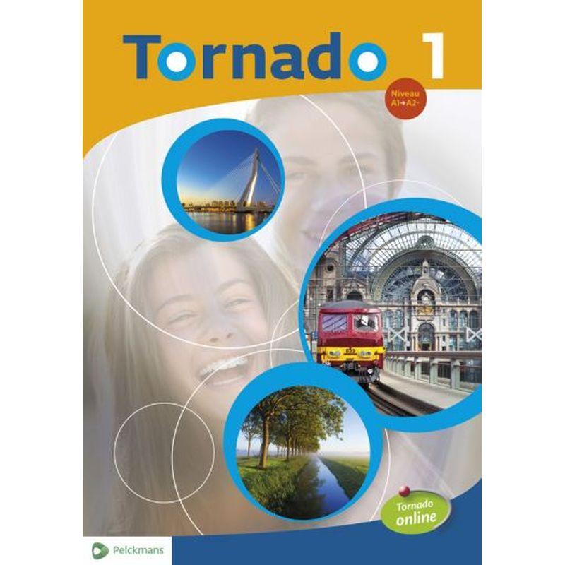 Tornado 1 Livre de l'élève (Pelckmans Portail inclus)