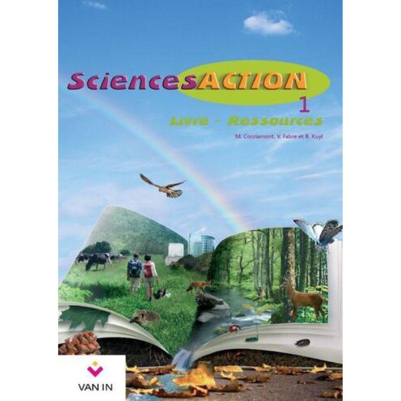 SciencesAction 1 - Livre-ressources