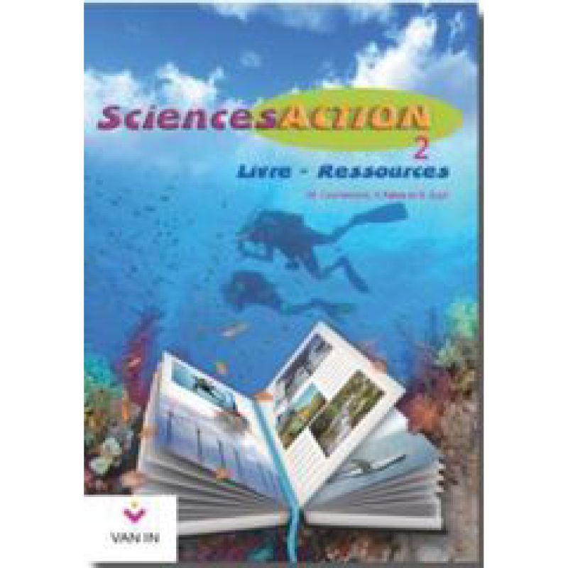 SciencesAction 2 - Livre-ressources