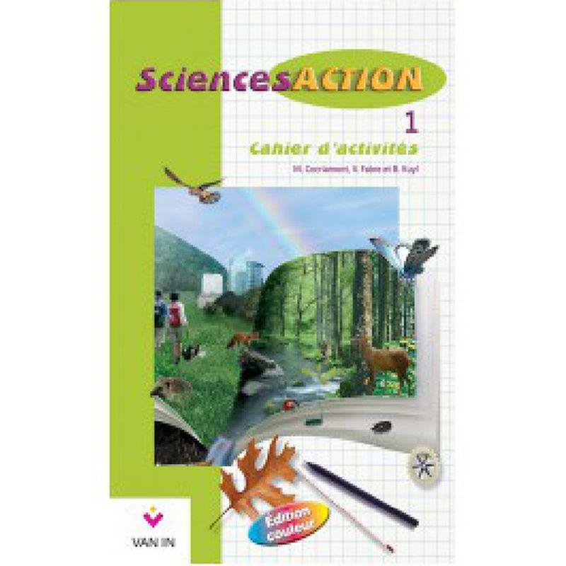 SciencesAction 1 - Cahier d'activité-couleur