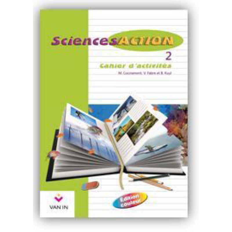 SciencesAction 2 - Cahier d'activité-couleur