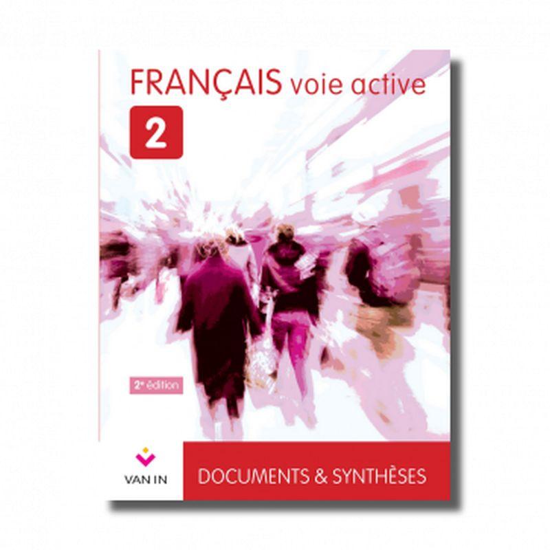 Français voie active 2 - Manuel (NE 2015)