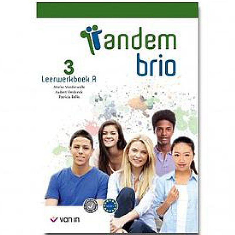 Tandem Brio 3 2018 - leerwerkboek