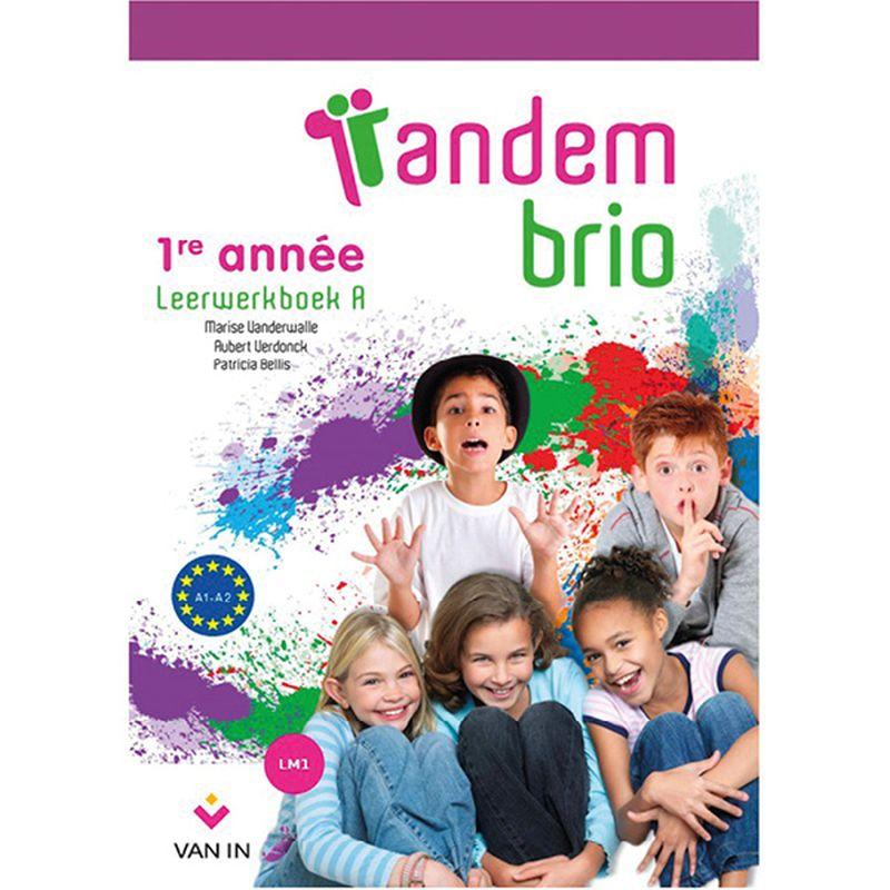 Tandem Brio 1 2018 - leerwerkboek