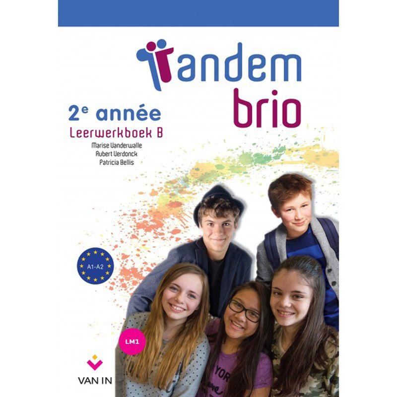 Tandem Brio 2 2019 - leerwerkboek